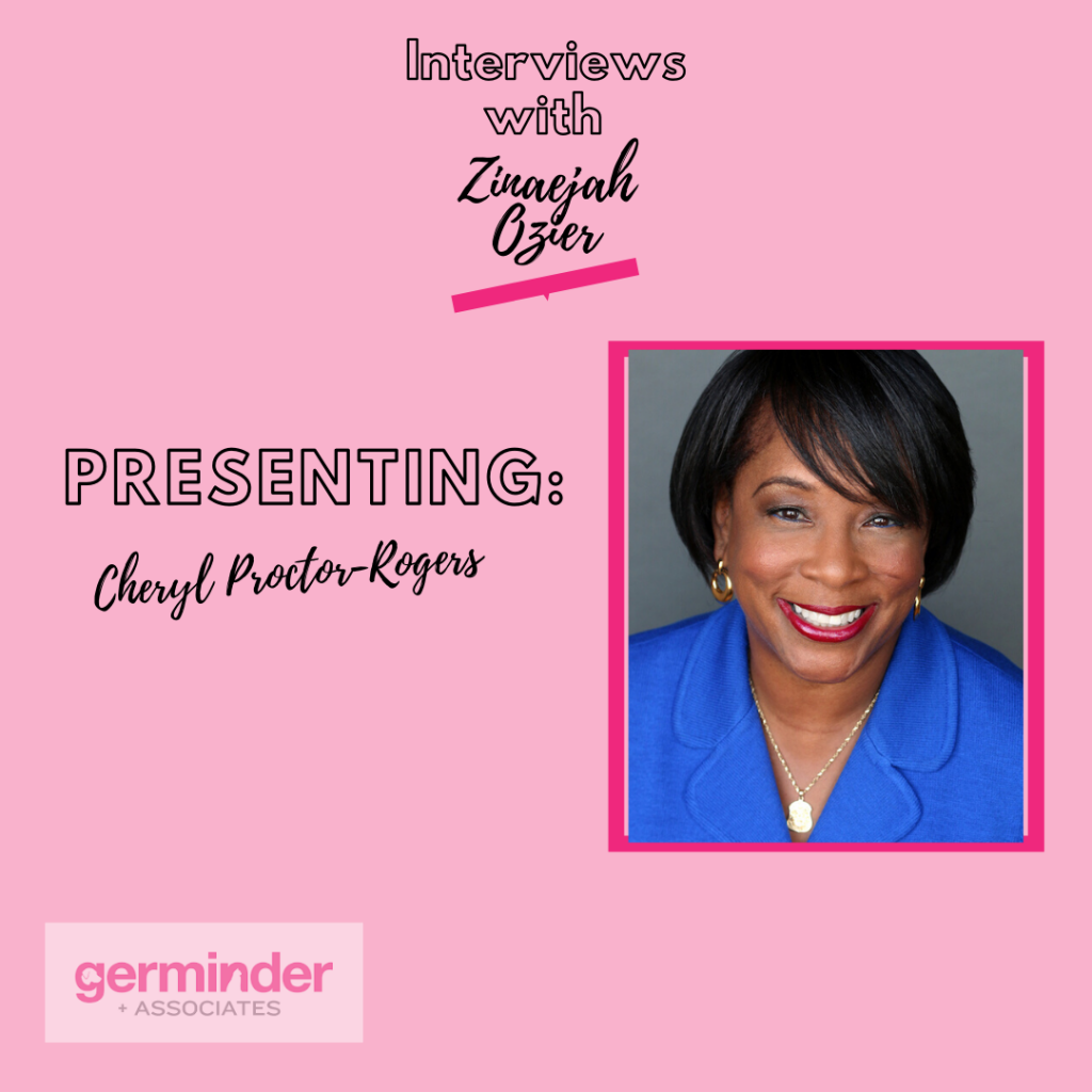 Cheryl Proctor-Rogers Interview