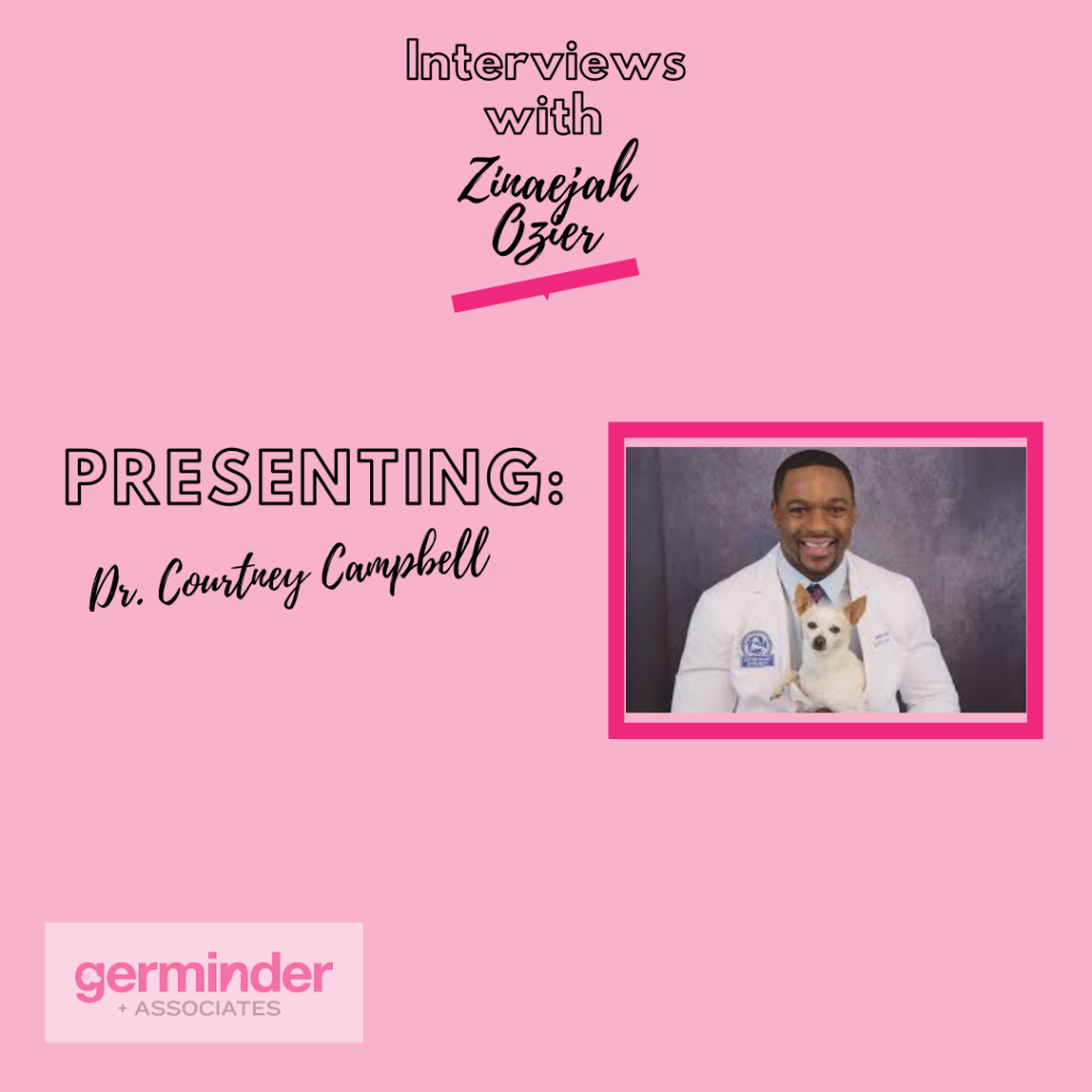 Dr. Courtney Campbell Interview