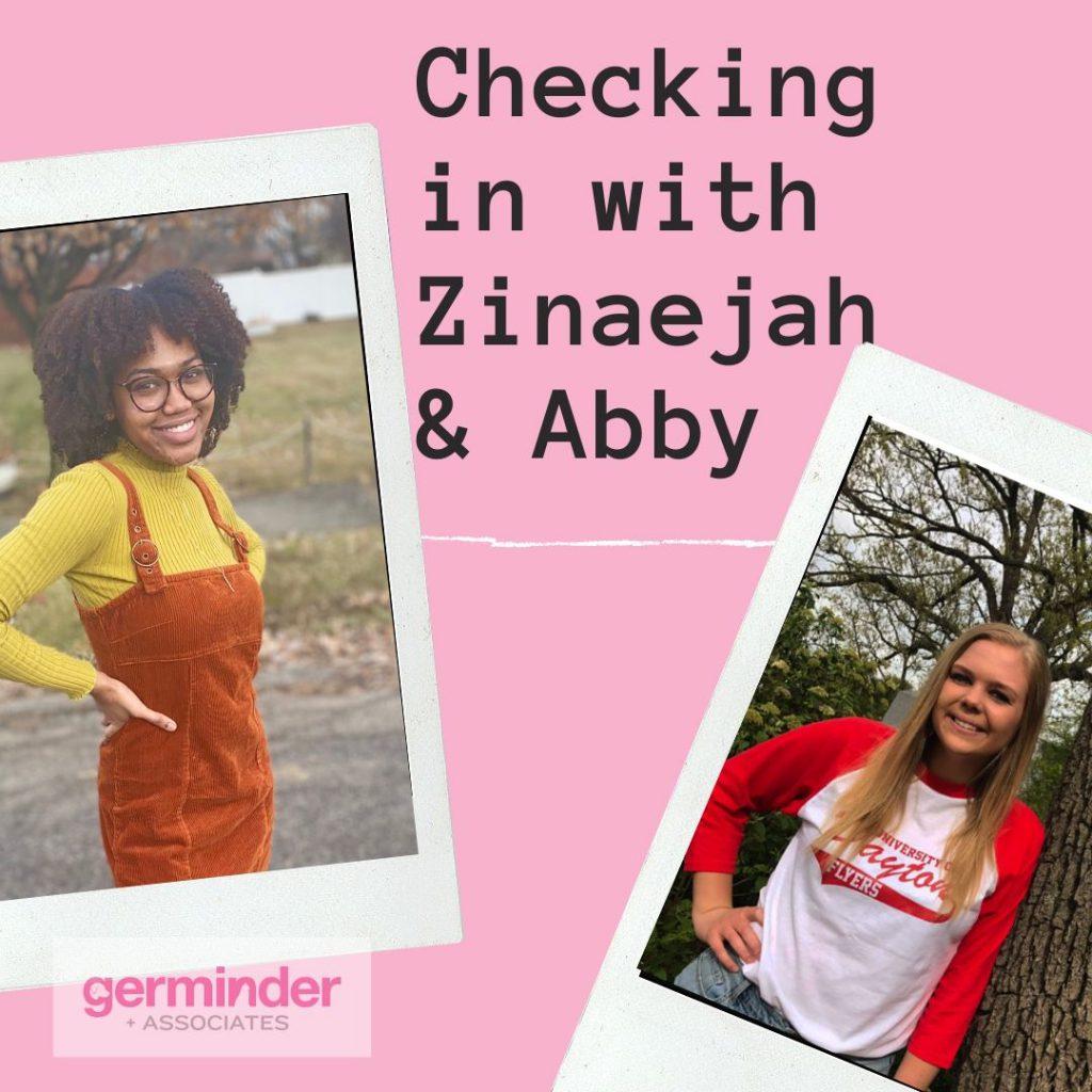 Abby & Zinaejah